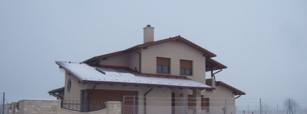 Zalaegerszeg, Cserfa utcai családi ház