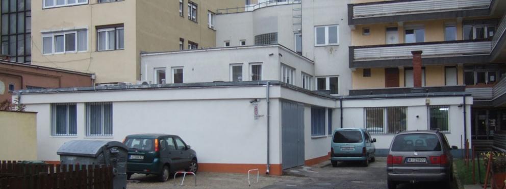Zalaegerszeg, Sopron Bank bővítés