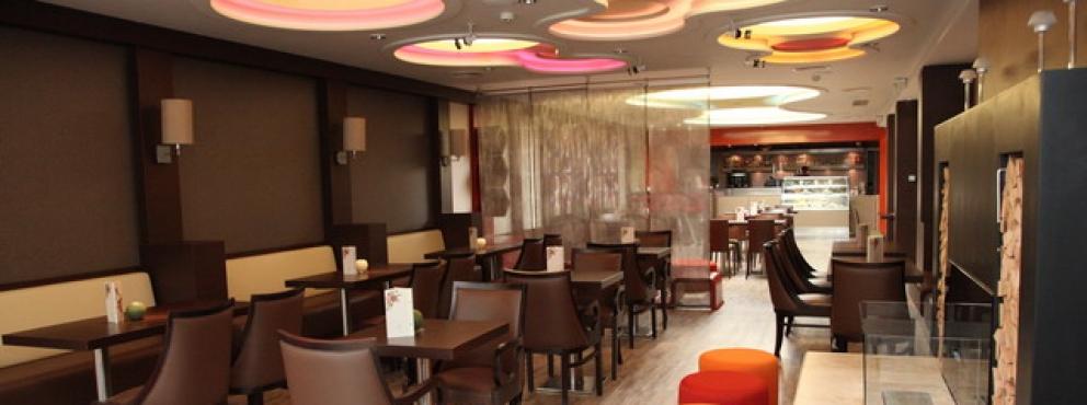 Alsópáhok, Kolping Hotel Óvoda bővítése, Bobó kávézó